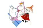 Paletti Moomin postcard set 6