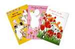 Paletti Moomin greeting card set 1