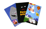 Paletti Moomin greeting card set 2