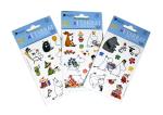 Paletti Moomin stickers