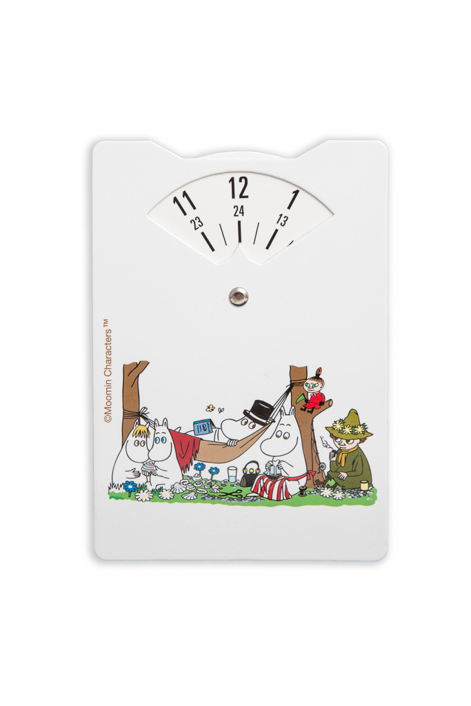 Aurora Decorari Time Disc 201TDM Moominfamily Swing