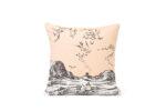 Aurora Decorari 254CH Moomins In Sea Sand Cushion Cover 32x33cm