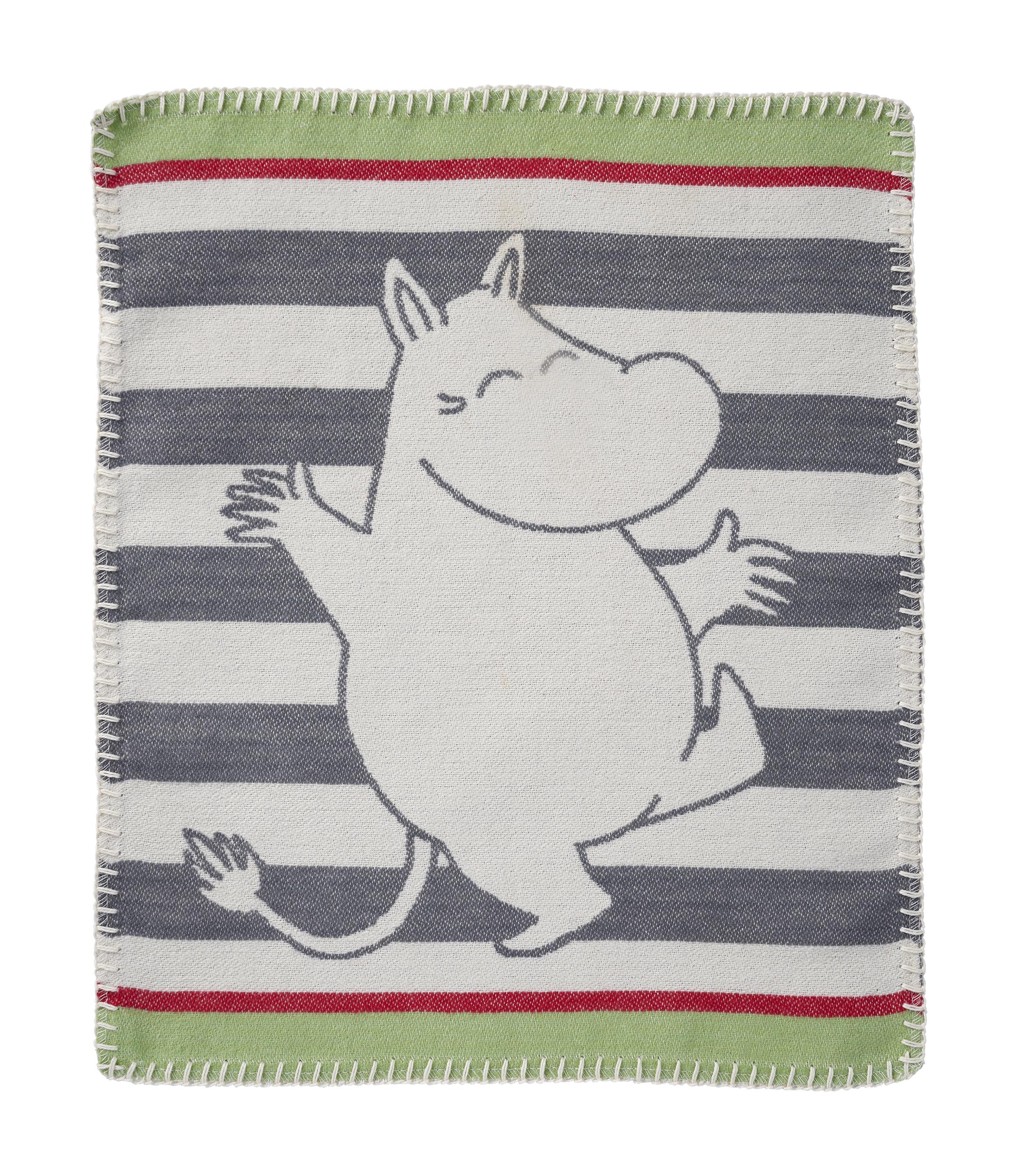 Klippan Yllefabrik Moomin Cuddly blanket