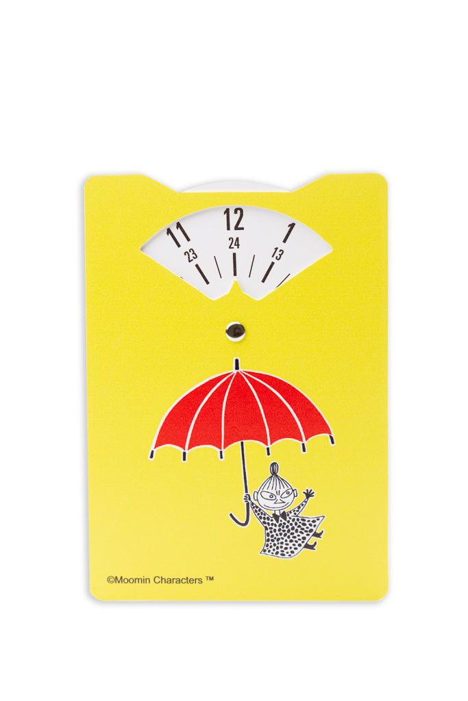 Aurora Decorari Time Disc 325TDM Little My Umbrella Yellow