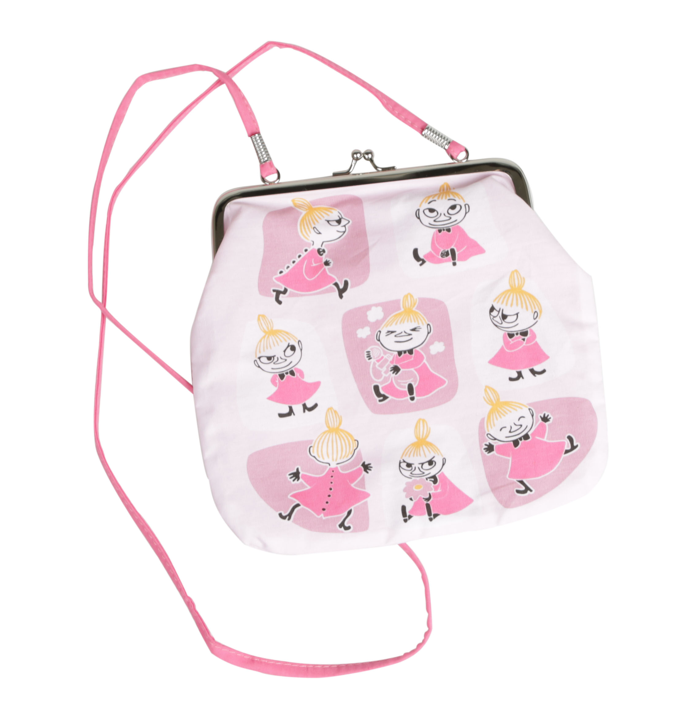 Martinex Little My Clip Purse Sholderst rose