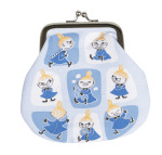 Martinex Little My Clip Purse blue