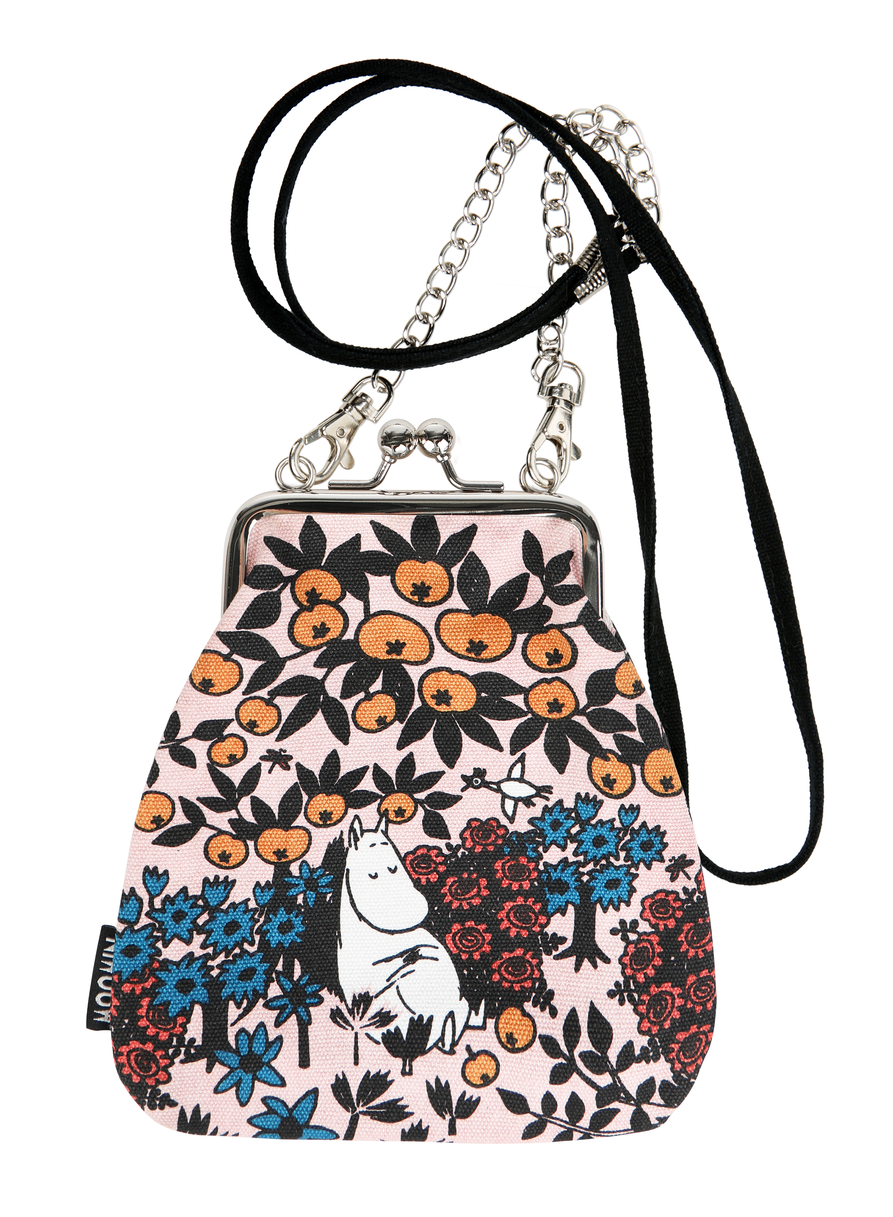 Martinex Moomin Vinssi+ Pouch Berry rose