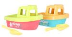 Martinex Moomin Big Boat Sand Toy Set
