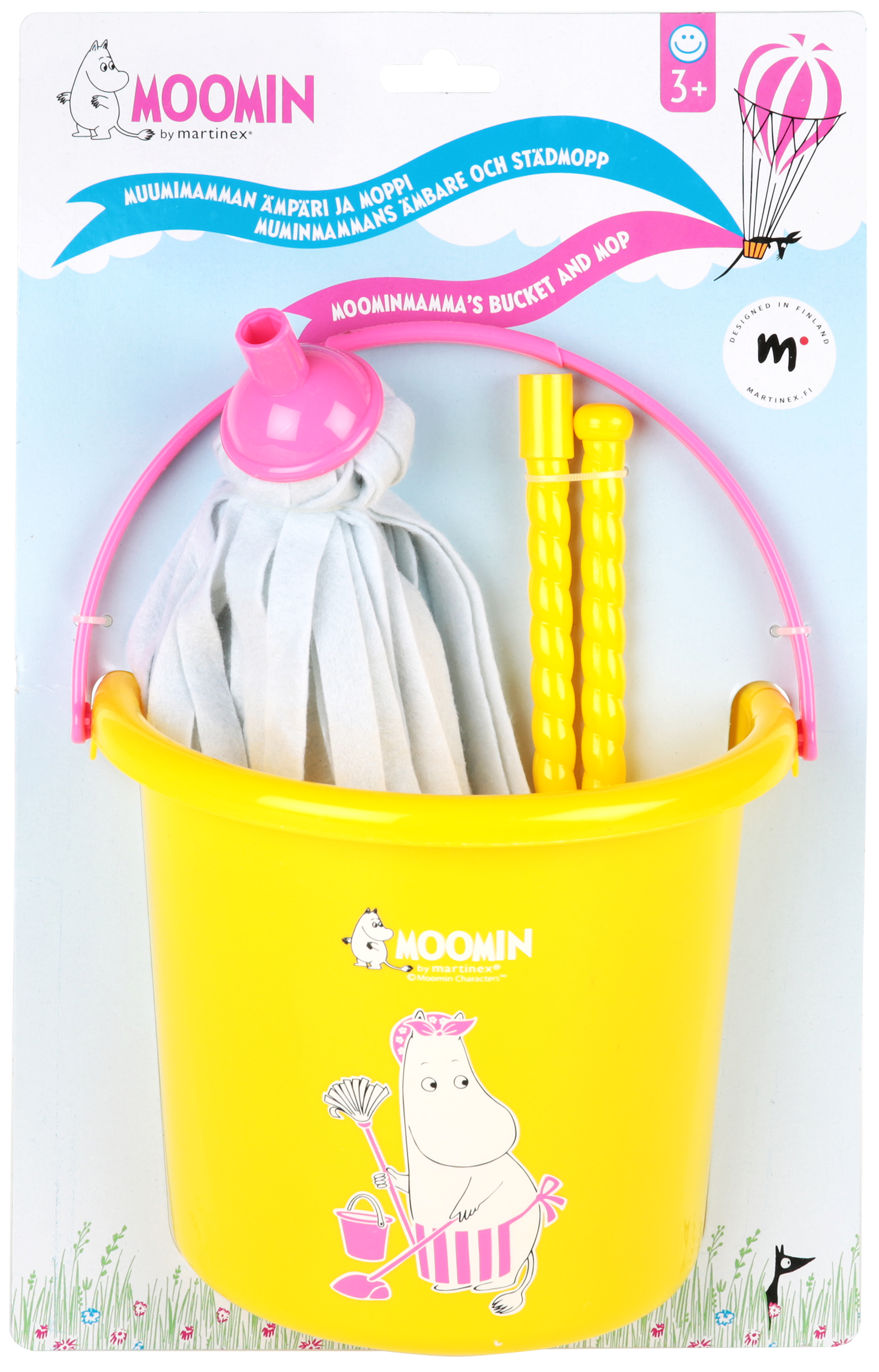 Martinex Moominmammas Bucket And Mop
