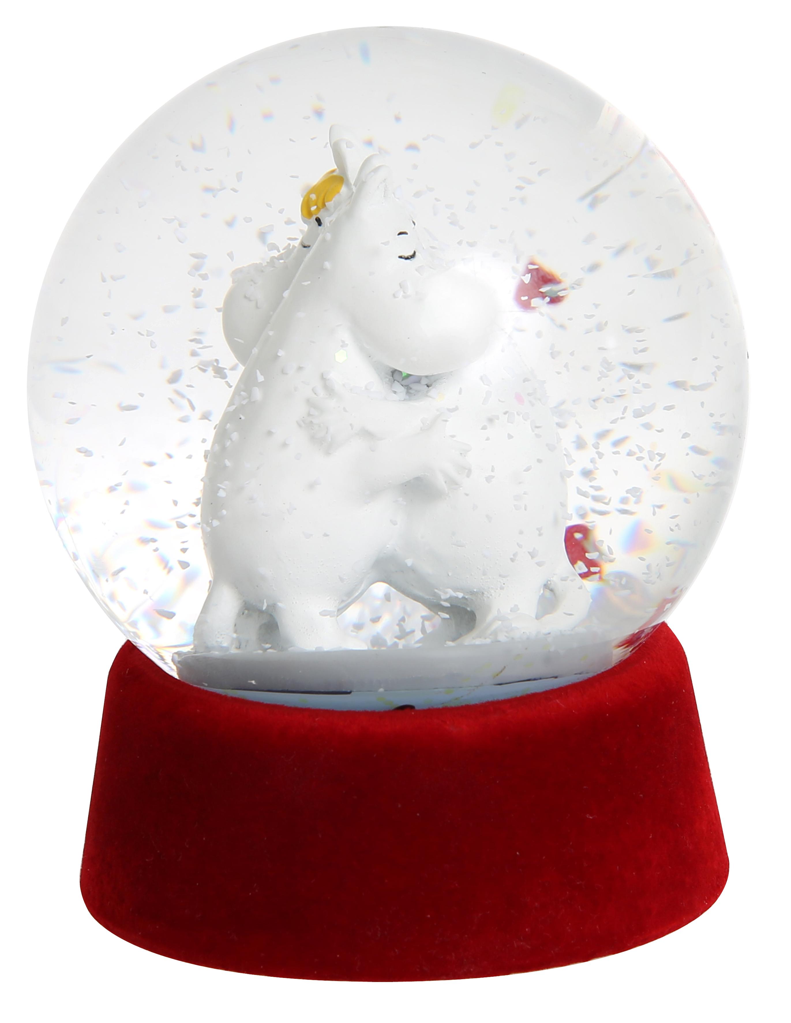 Martinex Moomin snowball hugs