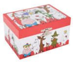 Martinex Moomin Characters Musical Jewellery Box
