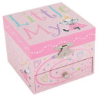 Martinex Moomin Little My Musical Jewellery Box