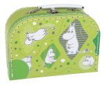 Martinex Moomin Papercase Green Whirls Small