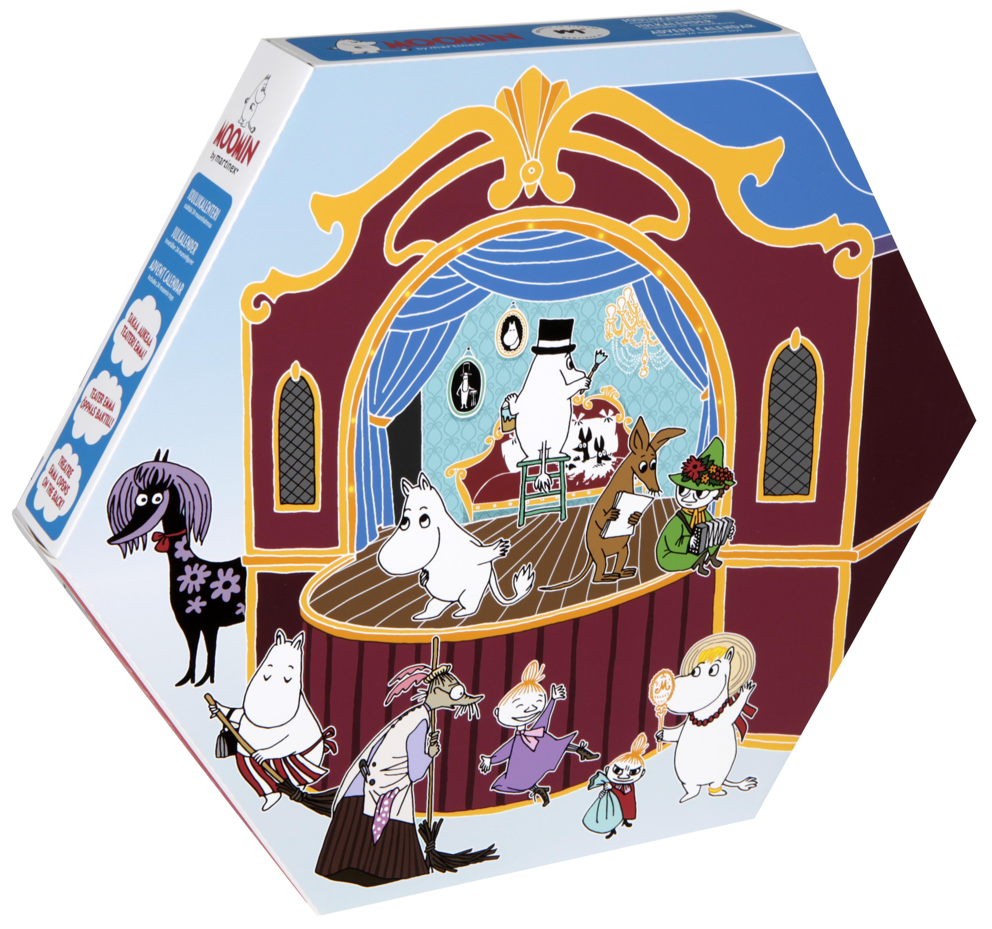 Martinex Moomin Advent Calendar 2019
