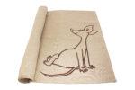 Emendo Moominvalley Sniff seatcover 40 x 50 cm