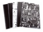 Anglo-Nordic Moomin wire notebook a5/80 7x7cm squared