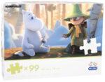 Martinex Moominvalley Jigzaw Puzzle 99 Pieces