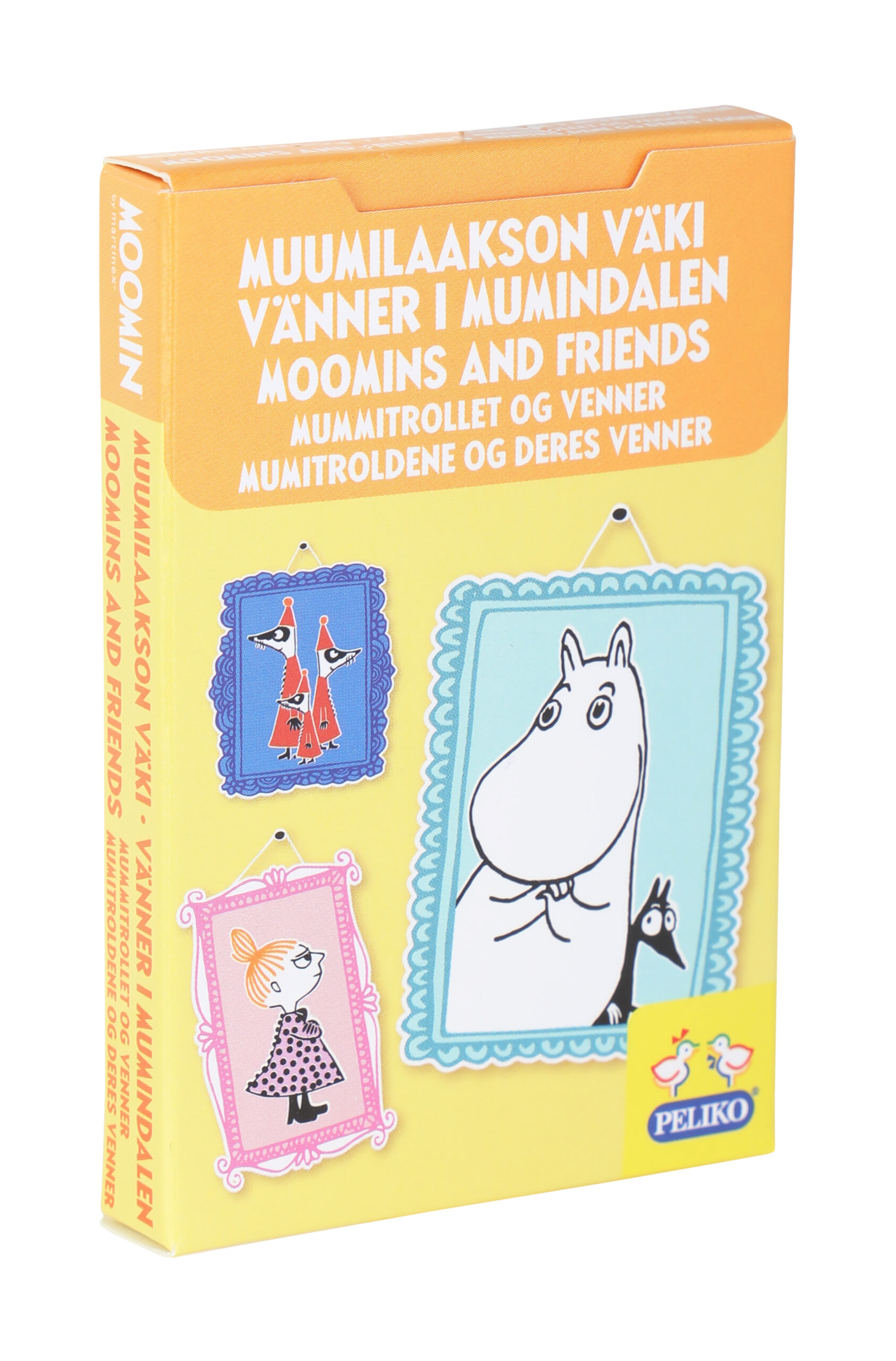 Martinex Moomin And Friends Card Game