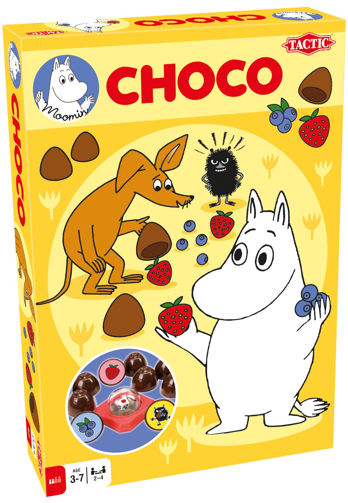 Tactic Moomin Choco