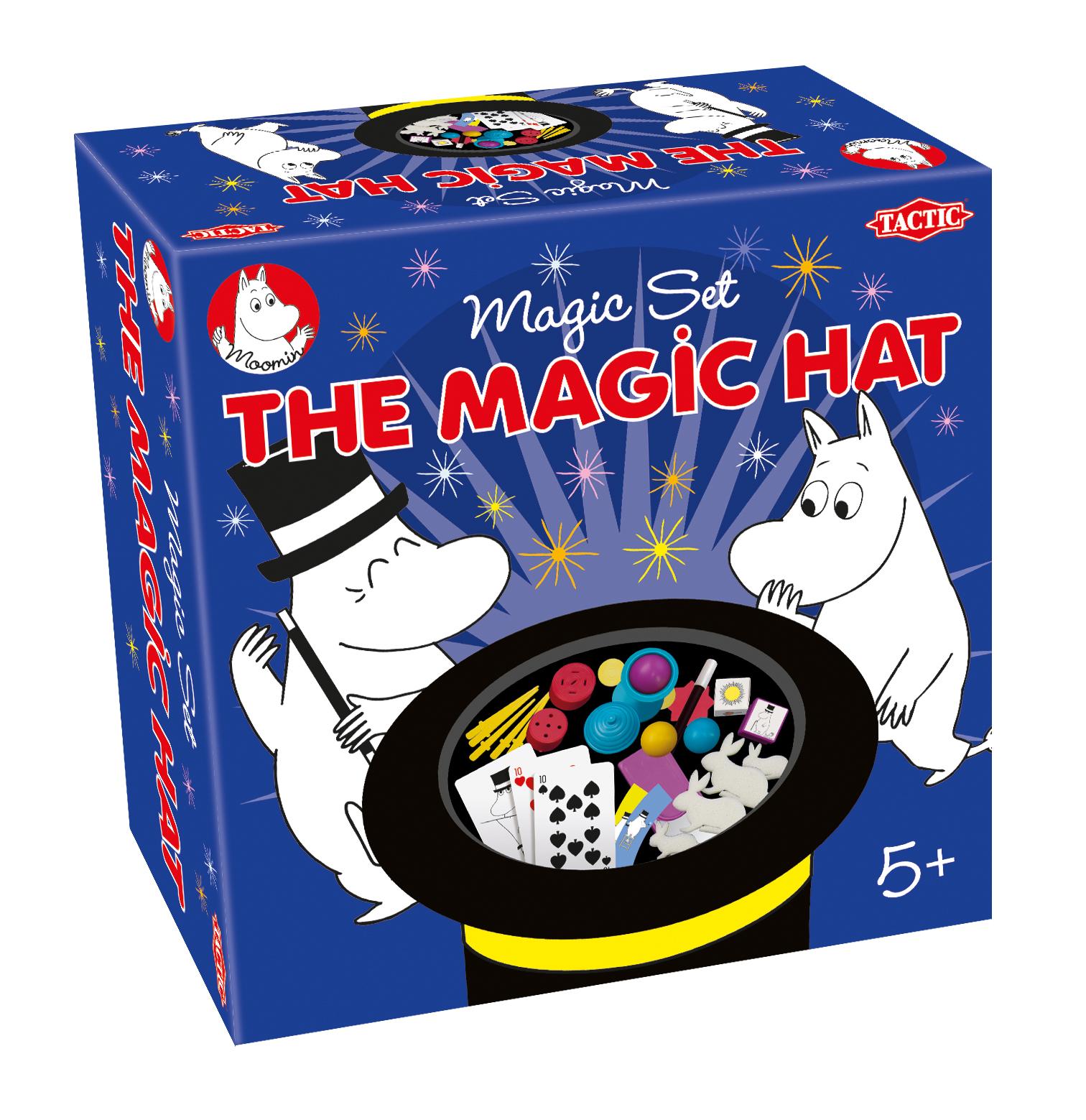 Tactic Moomin Magic Hat
