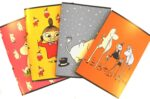 Anglo-Nordic Moomin notebook a4/40 colour assortment