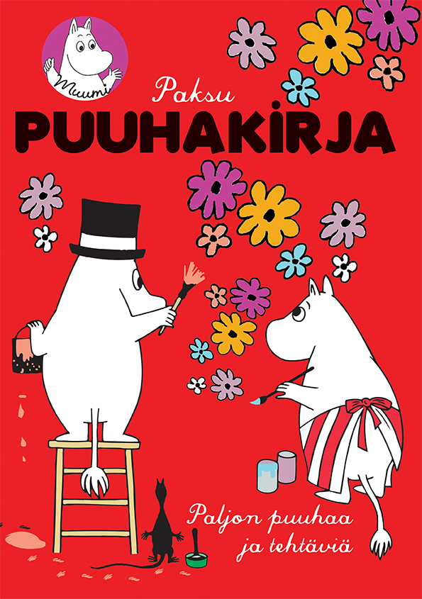 Tactic Paksu puuhakirja (Thick Activity Book)