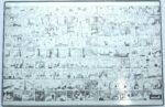 Anglo-Nordic Moomin writing pad comic strip