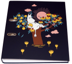 Anglo-Nordic Moomin Lever arch file 50mm Soft Touch