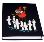 Anglo-Nordic Moomin Ringbinder 35mm Soft Touch