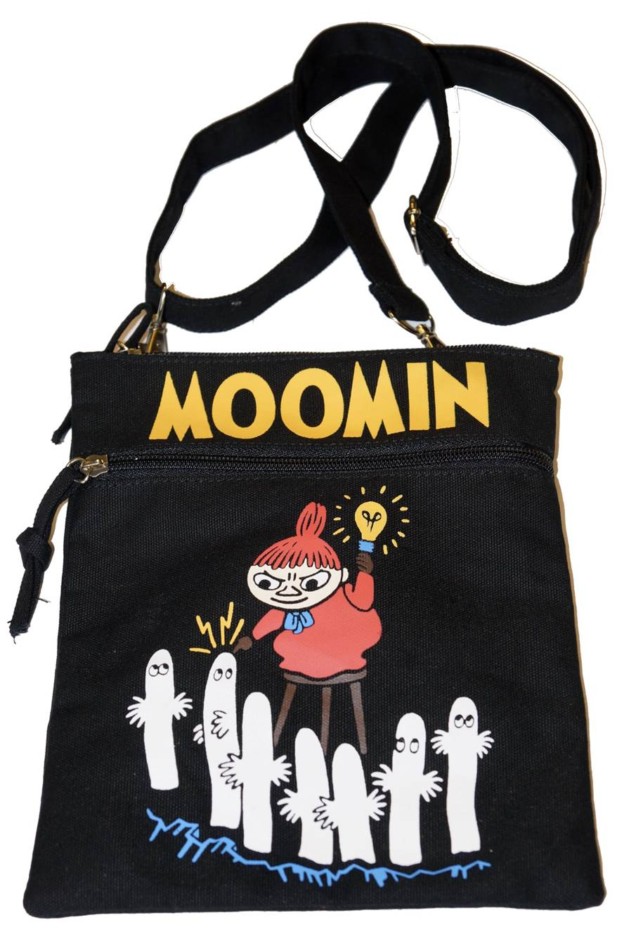 Anglo-Nordic Moomin Small fabric hang bag 20x24