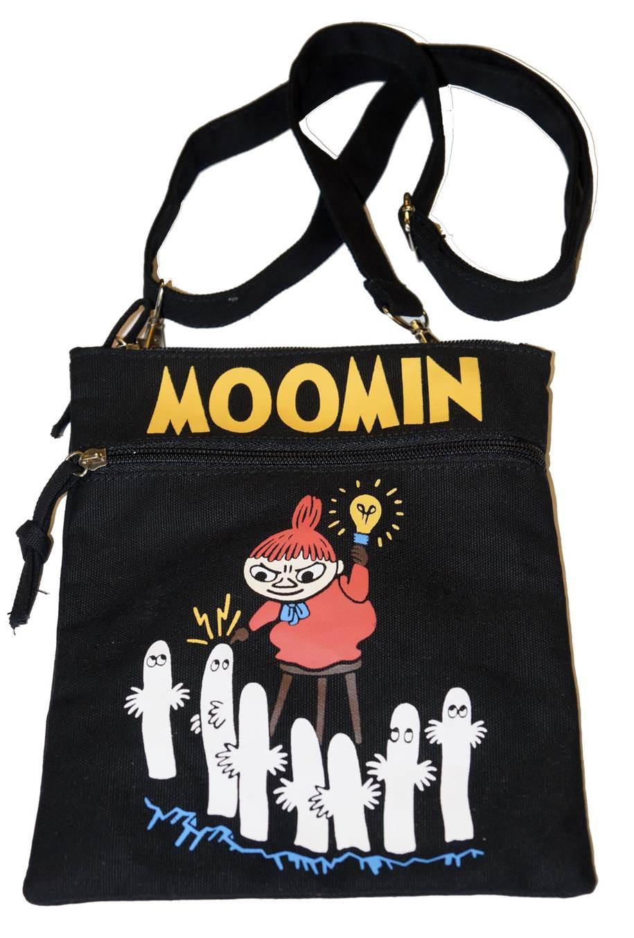Anglo-Nordic Moomin Small fabric hang bag 20x24