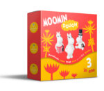 Anglo-Nordic Moomin dough 3 characters