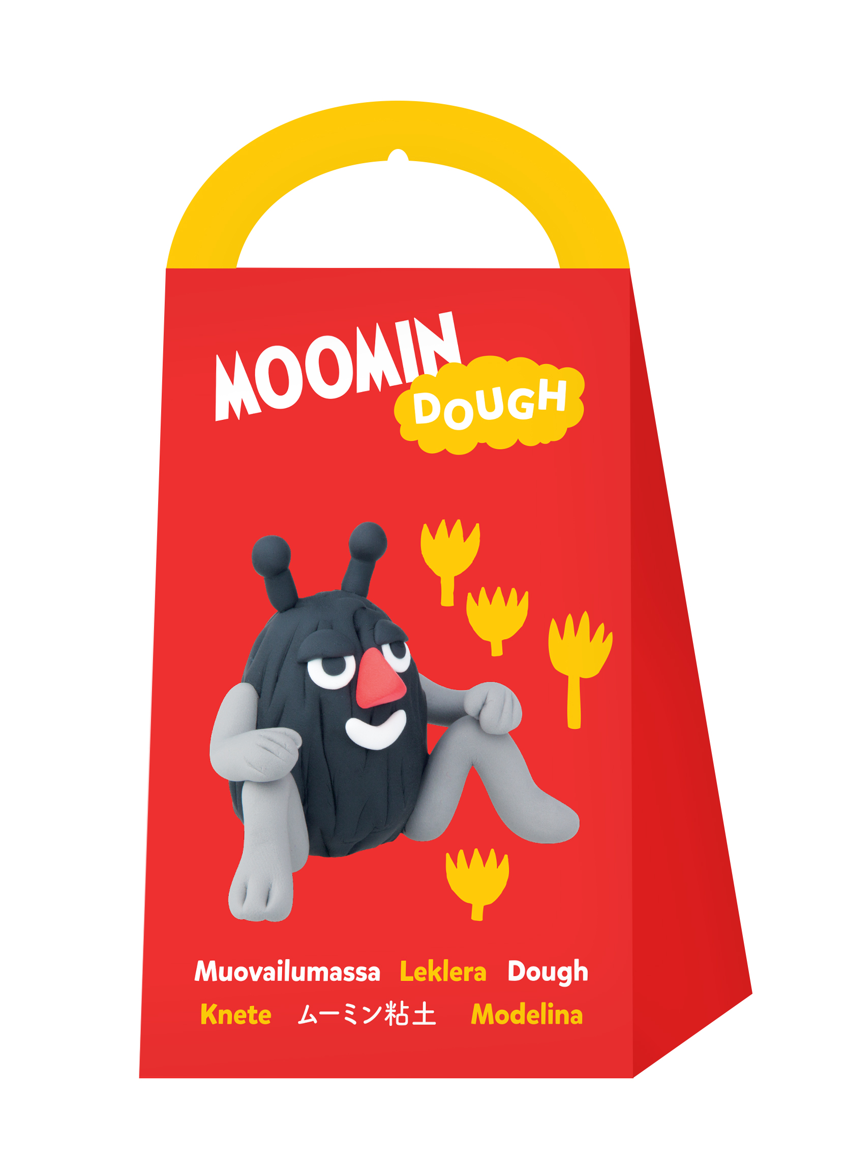 Anglo-Nordic Moomin dough Stinky