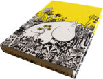 Anglo-Nordic Moomin bookbound notebook flower field