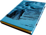 Anglo-Nordic Moomin bookbound notebook the Groke