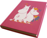 Anglo-Nordic Moomin bookbound notebook love