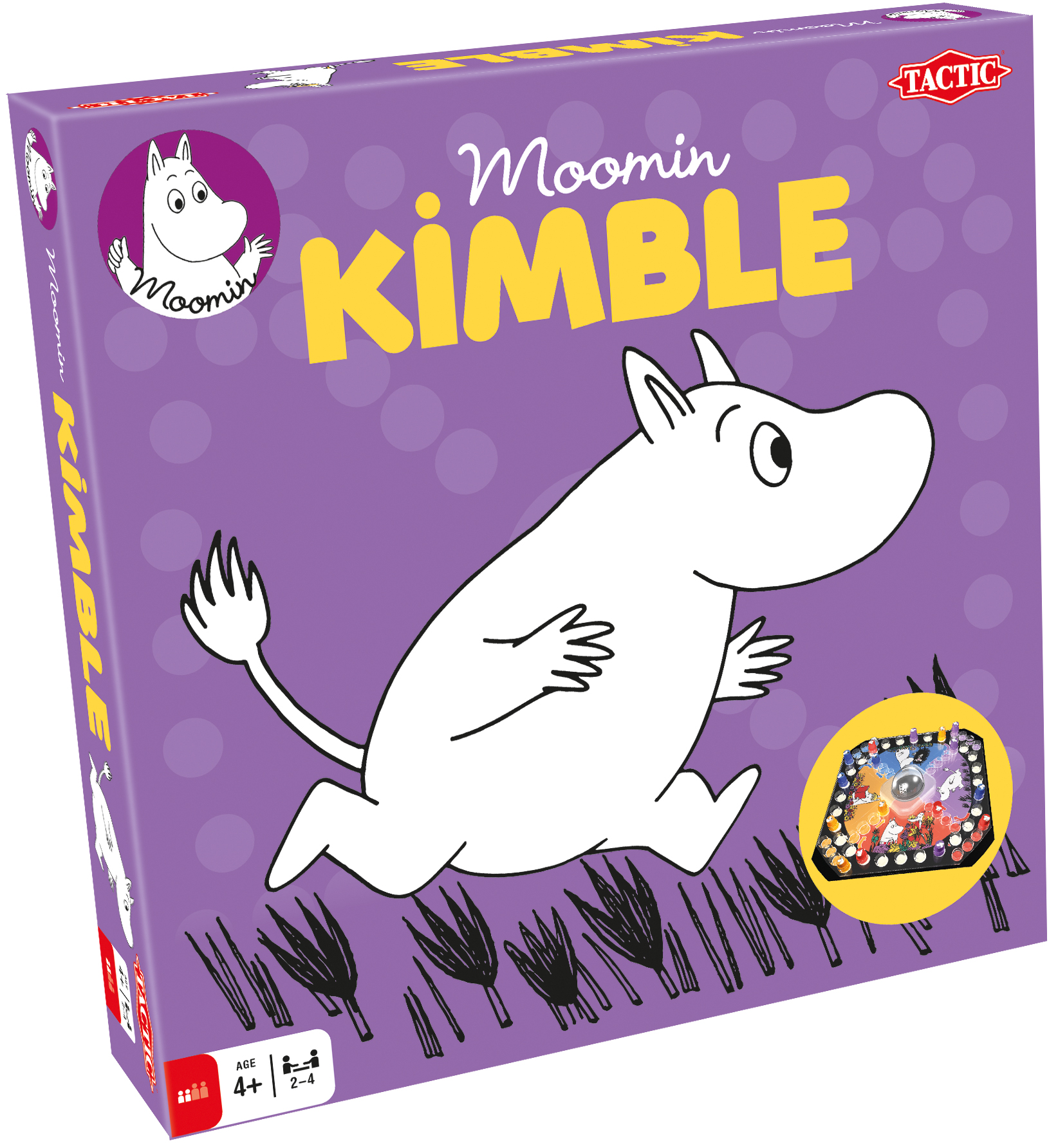 Tactic Moomin Kimble