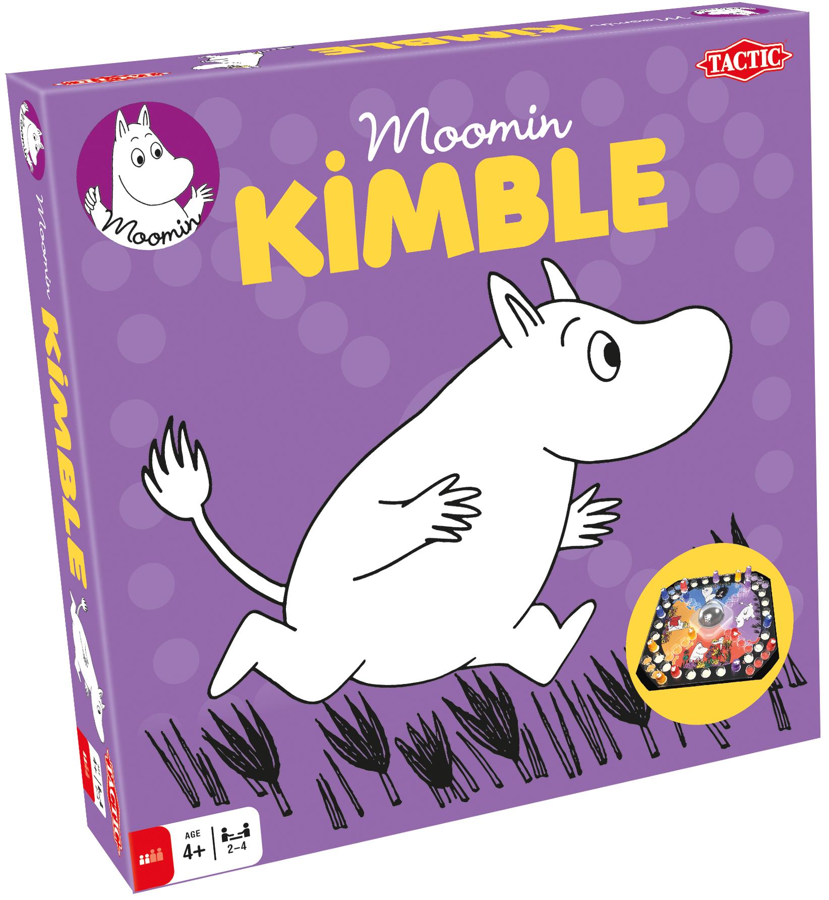 Tactic Moomin Kimble