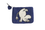 Klippan  Yllefabrik Moomin Up and Down hand felted purse