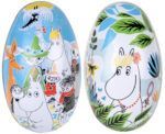 Martinex Moomin Egg Shape Tins