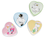 Martinex Moomin Heart Tins