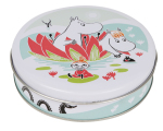 Martinex Moomin at the pond round tin