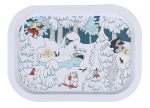 Martinex MOOMIN WINTERLAND OBLONG TRAY