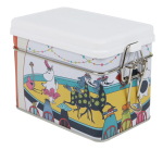 Martinex Moomin Circus Tea tin