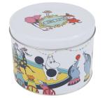 Martinex Moomin Circus round tin