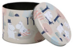 Martinex Moomin Forest Walk Round Tin M
