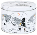 Martinex Polarbear Round Tin M