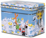Martinex Moomin Summer Day Tea Tin