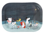 Martinex Moomin Storm Tin Tray