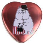 Martinex Moomin Heart Tins Parents